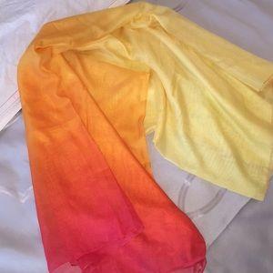Diane Von Furstenberg 100% Silk Wrap Sarong